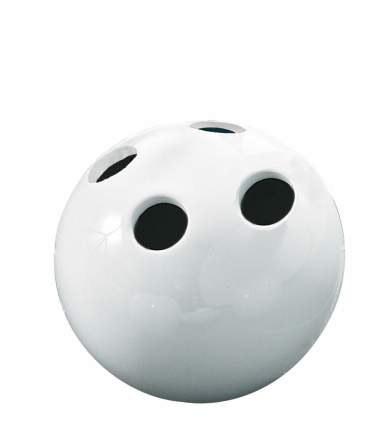 Стаканчик для з/щетки Bowl белый