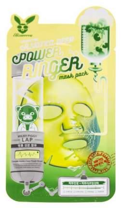 Маска для лица Elizavecca Centella Asiatica Deep Power Ringer Mask Pack 23 г