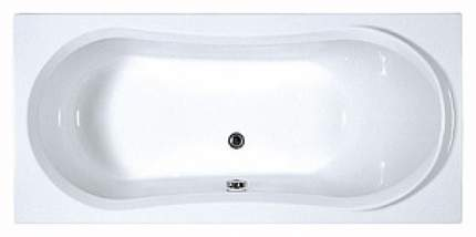 Акриловая ванна Ravak Fresia 170х80 без гидромассажа