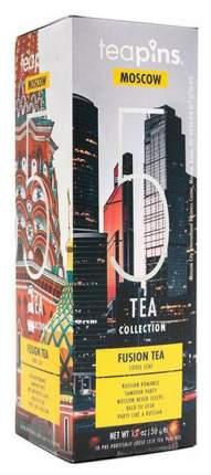 Подарочная коллекция листового чая Moscow Teapins 50 г
