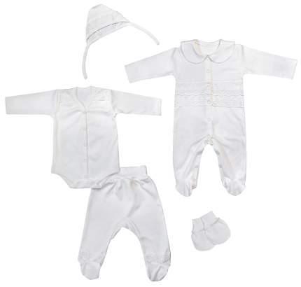 Комплект детский Мамуляндия 16-6002 молочный р. 62