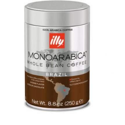 Кофе в зернах ILLY Brazil 250 г