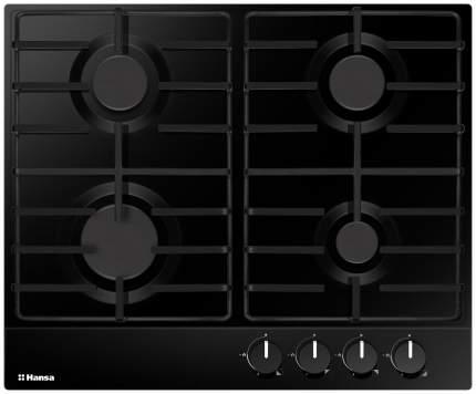 Встраиваемая варочная панель газовая Hansa BHGS65010 Black