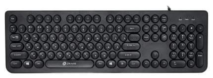 Клавиатура OKLICK 400MR Black