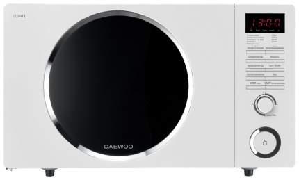 Микроволновая печь с грилем Daewoo KQG-81HRW white