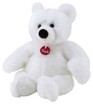 Мягкая игрушка Trudi Белый мишка Франко 39 см 25197