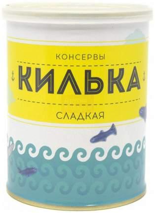 Сладкие консервы Килька 150 г
