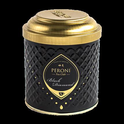 Чай черный  Peroni black diamond байховый крупнолистовой 70 г