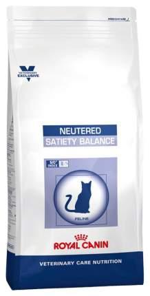 Сухой корм для кошек ROYAL CANIN Neutered Satiety Balance, для стерилизованных, 1,5кг