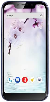 Смартфон Fly View Max 16Gb Blue