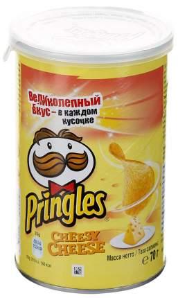 Чипсы картофельные Pringles со вкусом сыра 70 г
