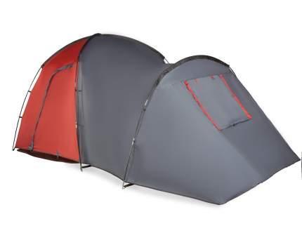 Палатка Larsen Buffalo четырехместная серая/красная