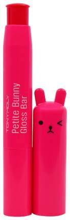 Блеск для губ Tony Moly Petit Bunny Gloss Bar 04 Juicy Cherry 2 г