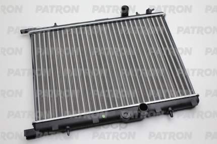 Радиатор охлаждения PATRON для Citroen Berlingo/Peugeot 206 1.4-2.0hdi 90 2000- PRS3034