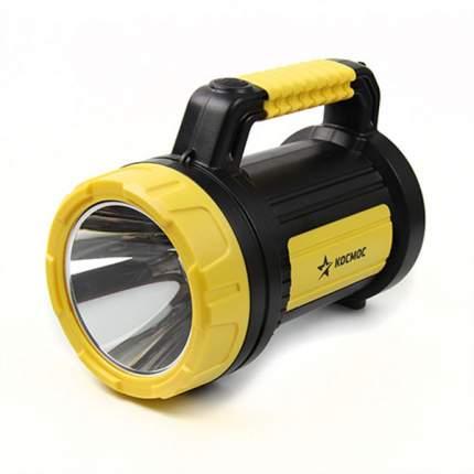 Туристический фонарь Космос 2005W Ex черный/желтый, 3 режима