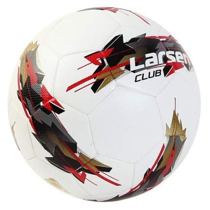 Футбольный мяч Larsen Club №5 white