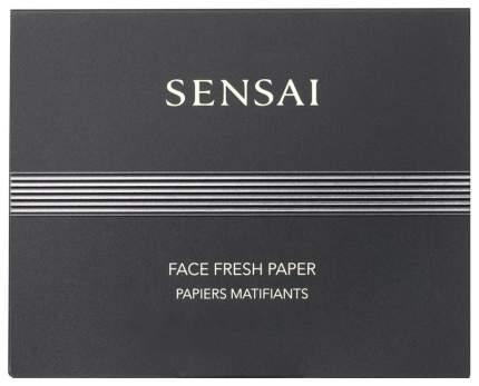 Матирующие салфетки SENSAI Face Fresh Paper 100 шт