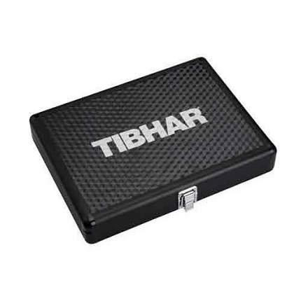 Чехол для ракетки Tibhar Alum Cube черный
