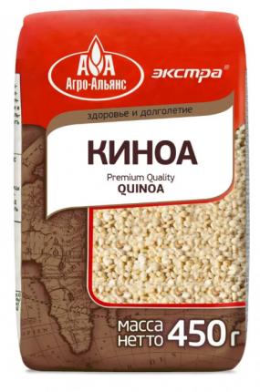 Киноа Агро-Альянс 450 г