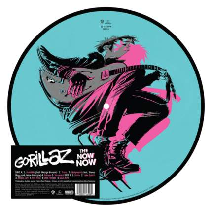 Виниловая пластинка Gorillaz The Now Now (Picture Disc)(LP)