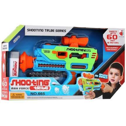 Бластер Shooting с бумажными пулями