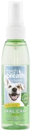 Спрей для полости рта животного Tropiclean Свежее дыхание 118 мл