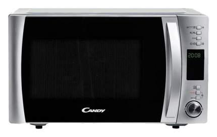 Микроволновая печь с грилем и конвекцией Candy CMXC25DCS silver/black
