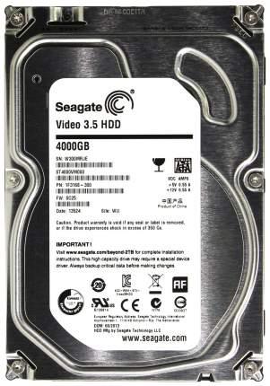 Внутренний жесткий диск Seagate Video 4TB (ST4000VM000)