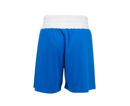 Шорты боксерские Adidas Clinch Olimp синие M
