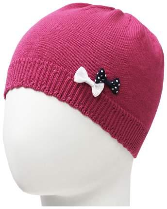 Детская шапка Marhatter MDH7226 Малиновый р.44-46