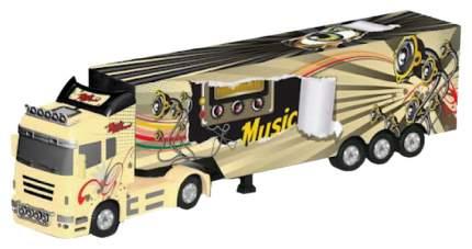 Радиоуправляемый грузовик QY Toys QY0202A