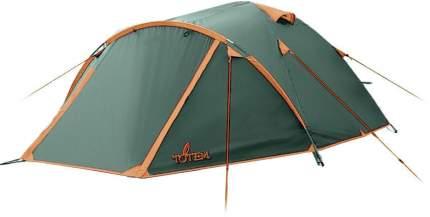 Палатка Totem Indi 3 V2 зеленый Цвет зеленый