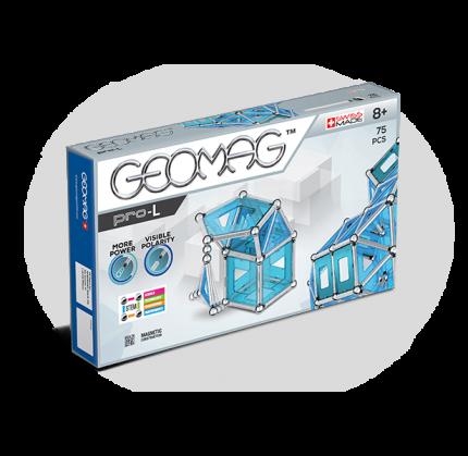 Конструктор GEOMAG 023 Pro-L 75 деталей