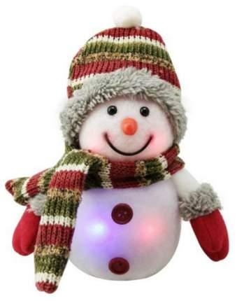 Ночник детский Новогодняя сказка Снеговик