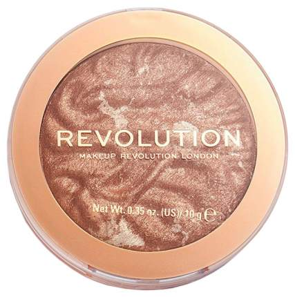 Хайлайтер Makeup Revolution Revolution Highlight Reloaded Time to Shine 10 г