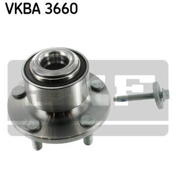 Комплект подшипника ступицы колеса SKF VKBA 3660