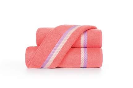 Банное полотенце Aquarelle Глициния красный