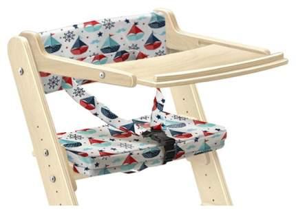 Столик для стула Конек Горбунек с аксессуарами 09390-23 Синий/Арлекино зима