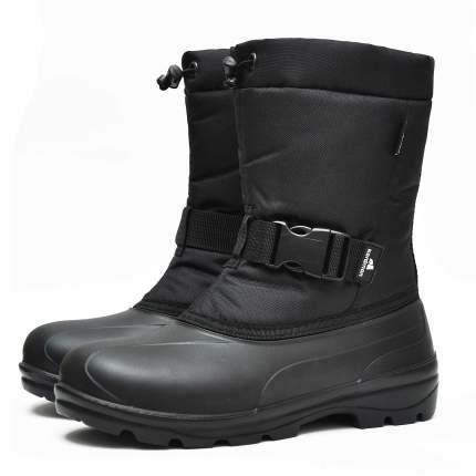 Ботинки для рыбалки Nordman Comfort, 44, 45/44 RU, 45 RU, черный