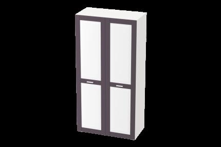 Платяной шкаф Hoff Соня 80318539 100х202х52, айс белый