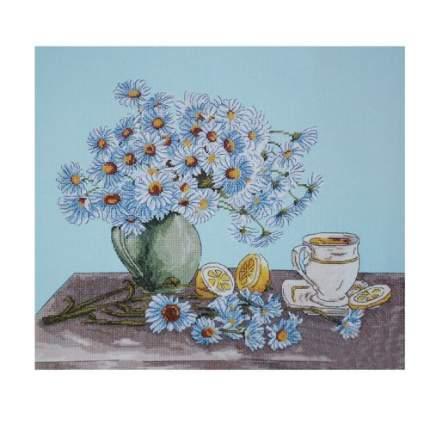 "Набор для вышивания Hobby&Pro ""Ромашковый чай"", 40х30 см, 794"