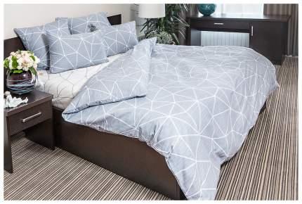 Комплект постельного белья Ночь Нежна Грани 7352-2+7353-1 двуспальный