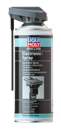 Очиститель контактов LIQUI MOLY PRO-LINE ELECTRONIC SPRAY 7386