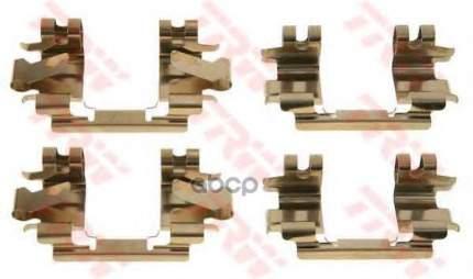 Пружинки тормозных колодок TRW/Lucas PFK335