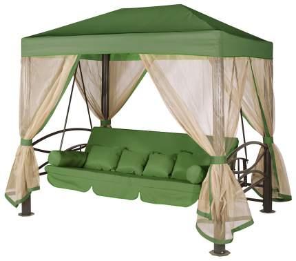 Садовые качели-беседка Hoff Барселона 80309980 Зеленый