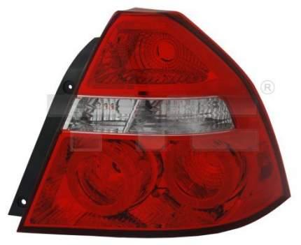 Задний фонарь TYC 11-11743-01-2