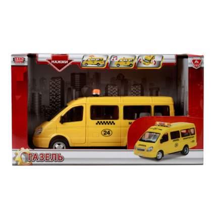 Газель Технопарк инерционная такси, со светом и звуком