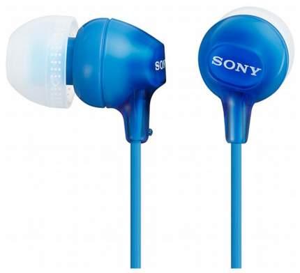 Наушники Sony MDR-EX15AP Blue