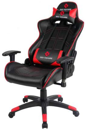 Игровое кресло Red Square Pro Royal Red RSQ-50002, черный/красный