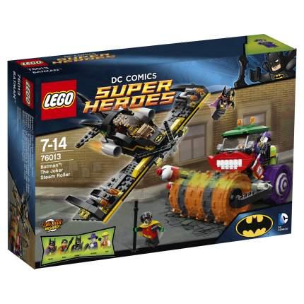 Конструктор LEGO DC Comics Super Heroes Бэтмен: Паровой каток Джокера (76013)
